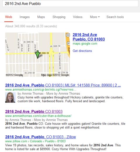 Indexable IDX with Google Authorship